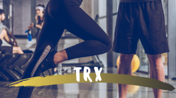 The ABS Gym Dublin - Personal Trainers - TRX