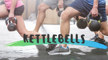 The ABS Gym Dublin - Personal Trainers - Kettlebells