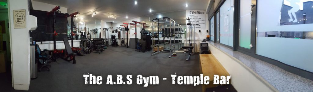 The ABS Gym Temple Bar Interior