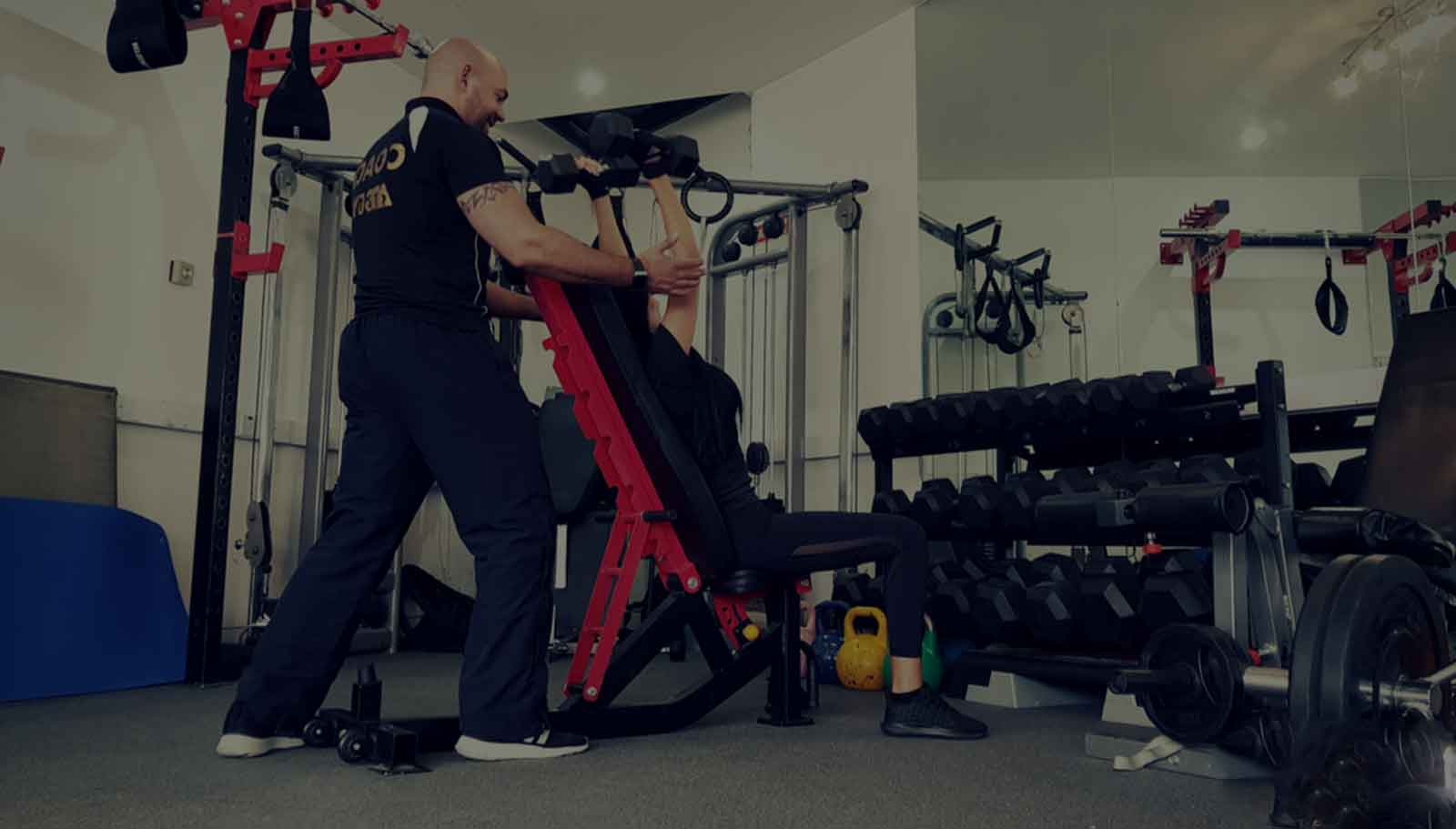 The ABS Gym - Personal Training Dublin - Training for Beginners