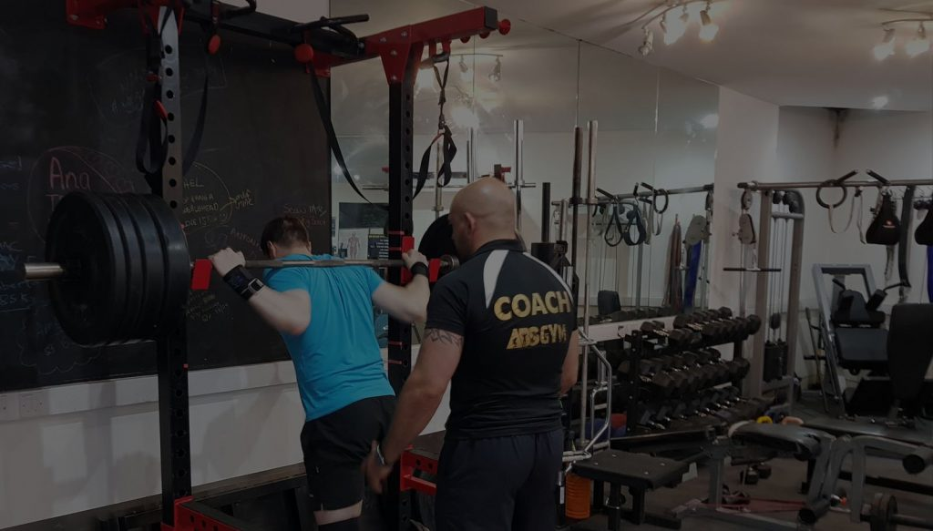 The ABS Gym - Personal Training Dublin - Training for Men