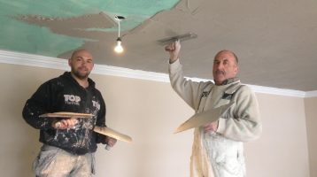 What's Plastering got to do with Personal Training!?