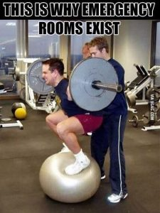 Why Emergency Rooms Exist - The ABS Gym - Personal Training Dublin