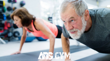You think you're too old to train